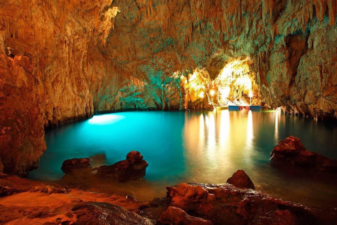grotta dello smeraldo positano