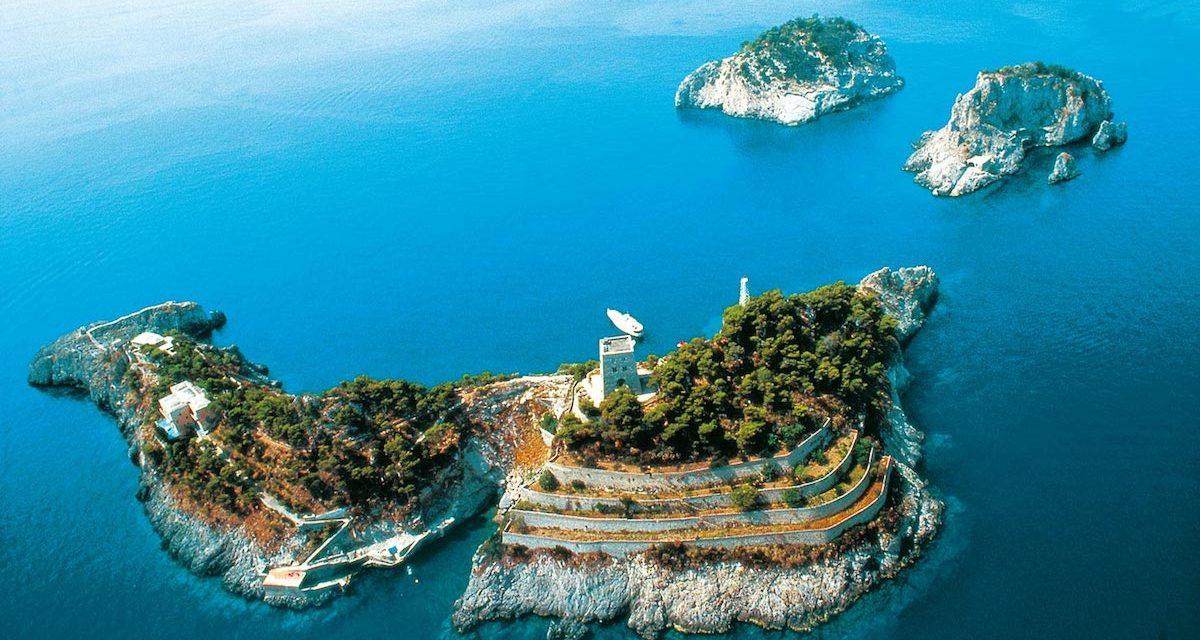 isole delle sirene positano